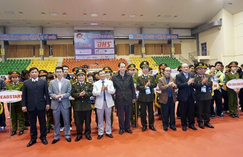 DHS hân hạnh là nhà tài trợ vàng Giải vô địch Diễn đàn bóng bàn Việt Nam lần thứ 8 tranh Cup Báo CAND - Open 2014
