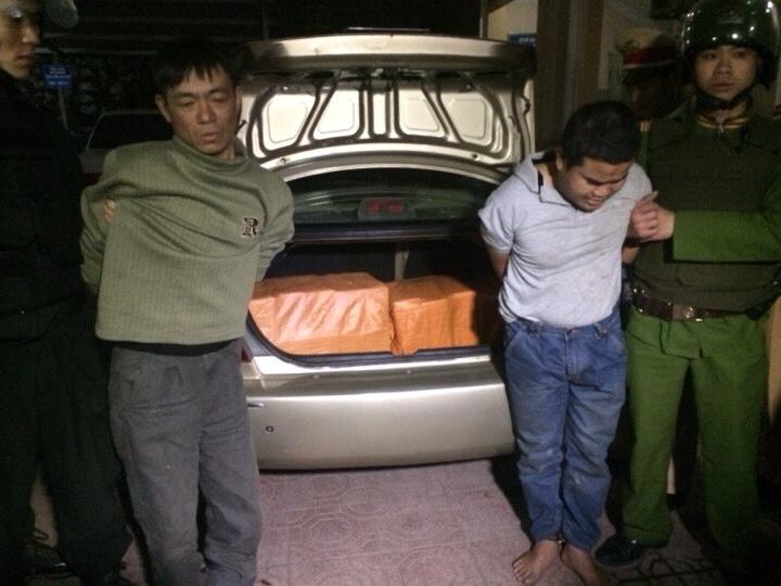 Phạm Văn Thảo và Lê Văn Hoát bị bắt rạng sáng 29 Tết Ất Mùi