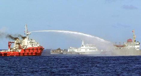 Việt Nam hoan nghênh nỗ lực quốc tế nhằm duy trì hòa bình ở Biển Đông