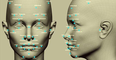 Khóa cửa FL1000 công nghệ nhận dạng khuôn mặt 3d vượt trội