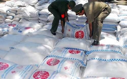 Buôn lậu hơn 4 nghìn tấn đường từ Campuchia về Việt Nam