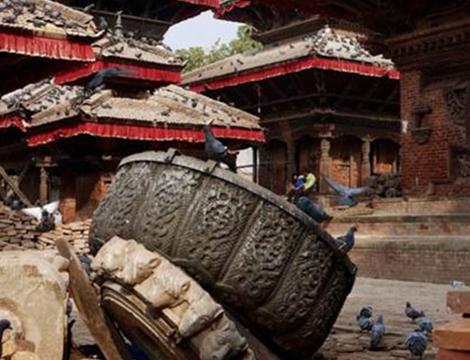 Ngành du lịch Nepal lao đao sau thảm họa động đất