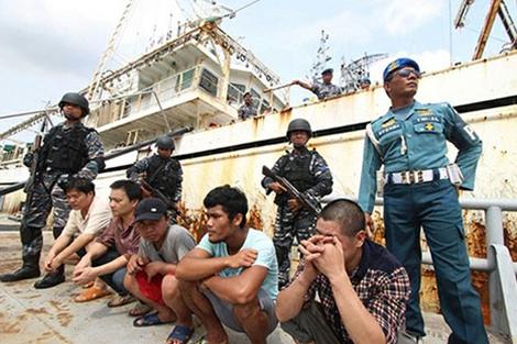 Indonesia không chịu nổi sự tham lam của Trung Quốc