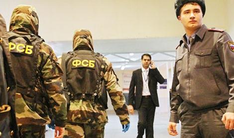 Nga liên tiếp triệt phá nhiều âm mưu tấn công khủng bố