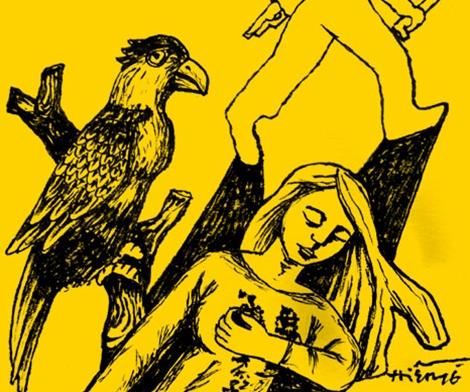 Con vẹt thông minh phá án - Truyện ngắn của Hạ Lỗi (Trung Quốc)