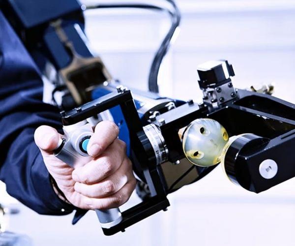 Huyndai đang chế tạo bộ giáp IronMan - ảnh 3