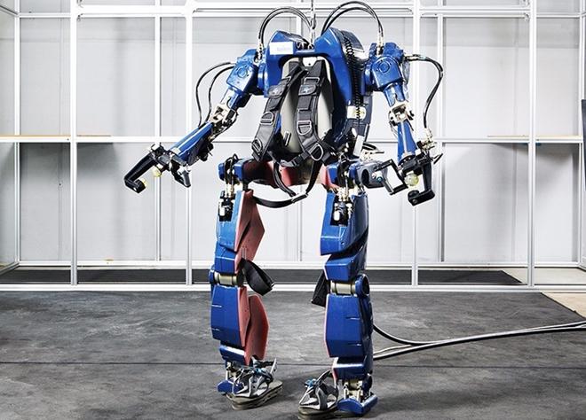 Huyndai đang chế tạo bộ giáp IronMan - ảnh 1