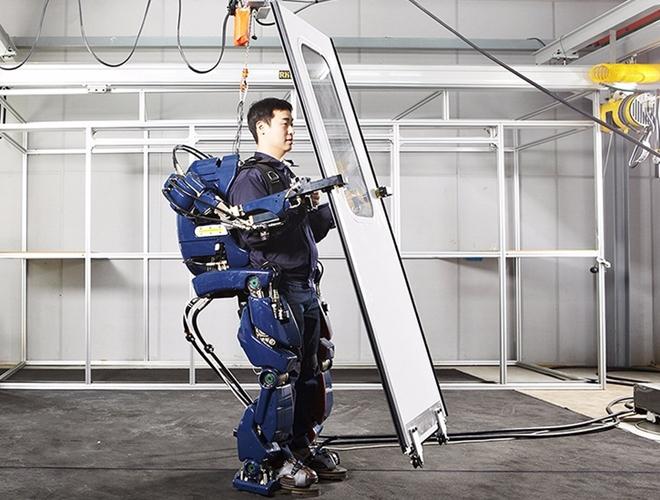 Huyndai đang chế tạo bộ giáp IronMan - ảnh 2