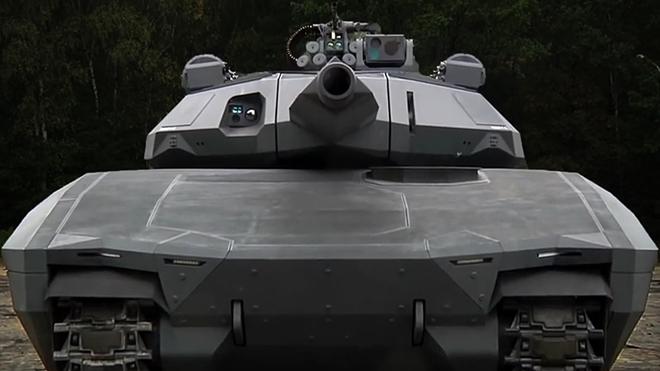 Ba Lan bất ngờ công bố xe tăng  - ảnh 3