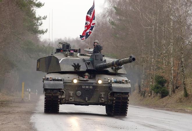 Ba Lan bất ngờ công bố xe tăng  - ảnh 2