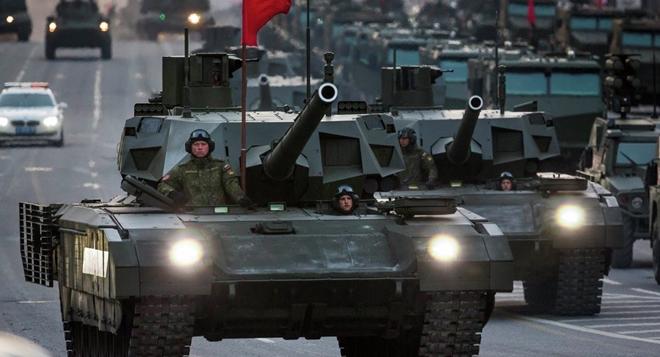 Ba Lan bất ngờ công bố xe tăng  - ảnh 1