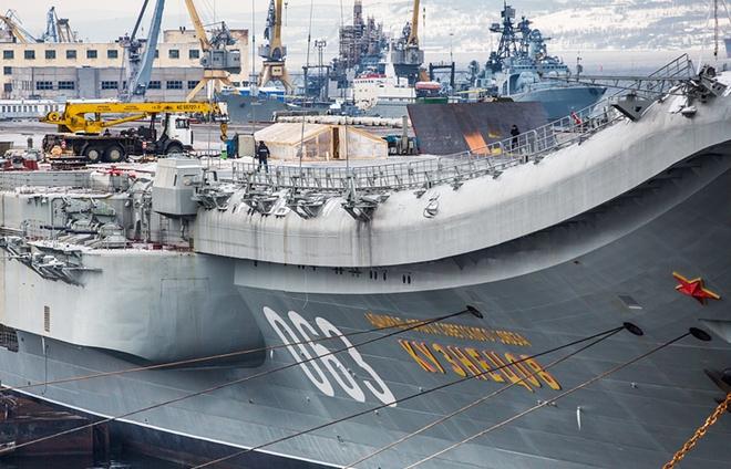 Nga-Ukraina đua nhau nâng cấp và đóng mới tàu chiến