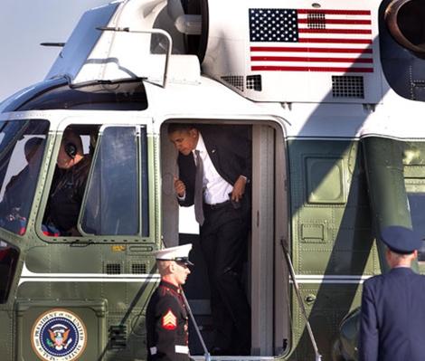 Chuyện về chiếc lều An ninh và Đội cảnh khuyển bảo vệ Tổng thống Mỹ