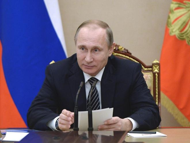 Tổng thống Putin: Không đổi chủ quyền lấy thương mại
