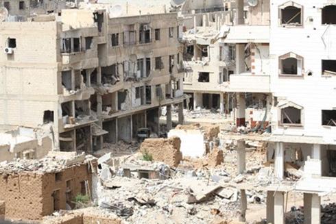 Lệnh ngừng bắn tạm thời tại Syria chính thức có hiệu lực
