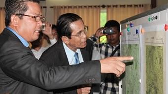 Campuchia: Bản đồ mượn của Pháp giống bản đồ đang sử dụng