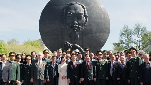 Nhiều hoạt động có ý nghĩa của  Chủ tịch nước Trương Tấn Sang tại Liên bang Nga