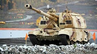 Nga mang vũ khí 'khủng' đến Syria
