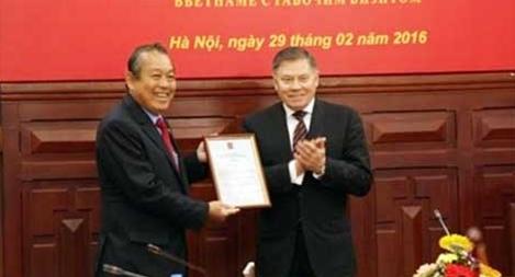 Tăng cường quan hệ hợp tác giữa Tòa án hai nước Việt Nam-Liên bang Nga