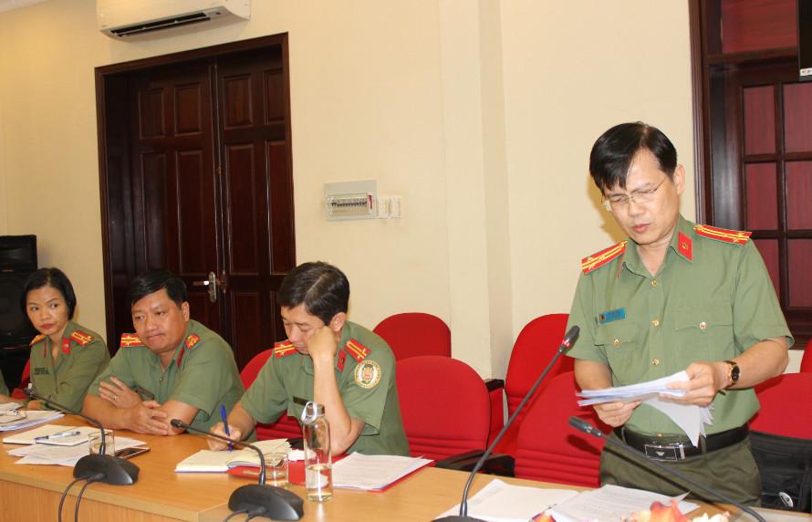 Bệnh viện Công an TP Hồ Chí Minh chủ động phòng chống virus Corona