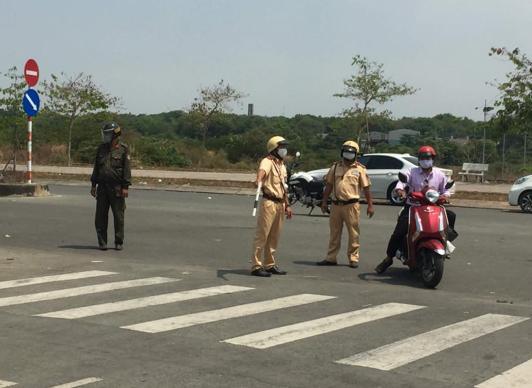 Công an TP Hồ Chí Minh mở cao điểm tấn công trấn áp tội phạm