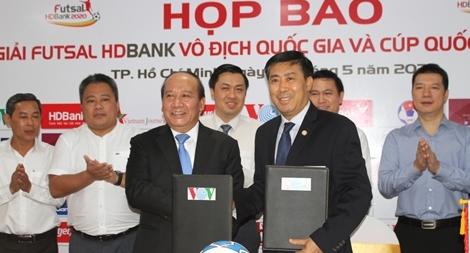 Giải Futsal HDBank Vô địch Quốc gia 2020 sẽ khai mạc vào 1/6