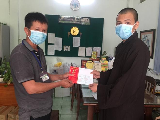 Báo CAND phối hợp với chùa Minh Đạo hỗ trợ cháu bé bị bệnh nặng - Ảnh minh hoạ 2