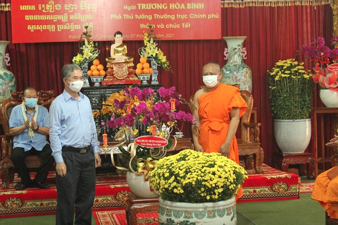 thumb 660 08775ac3 7ecf 4964 b440 56c76b11f9c5.07.23%20CH   Phó Thủ tướng Thường trực thăm hỏi, tặng quà Tết tại chùa Chăn Ta Răng Sây