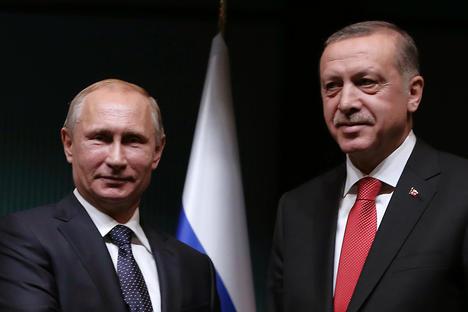 Thổ Nhĩ Kỳ xin lỗi Nga: Sức mạnh Nga và thắng lợi của Tổng thống Putin