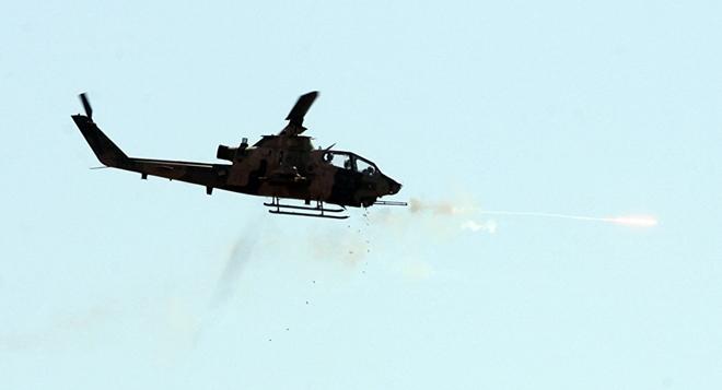 42 trực thăng mất tích, Thổ Nhĩ Kỳ lo ngại đảo chính lần 2