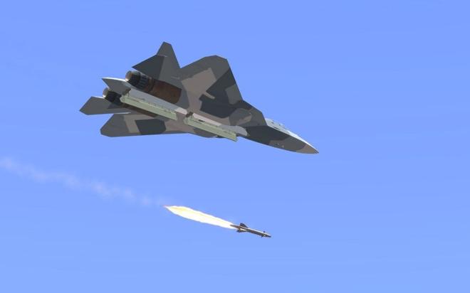 """""""Mắt thần"""" mới giúp máy bay chiến đấu Nga săn mục tiêu hiệu quả hơn"""