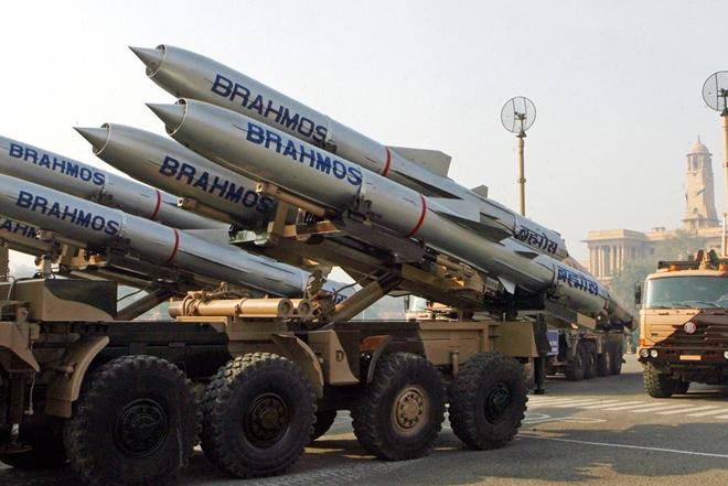 Tên lửa Brahmos