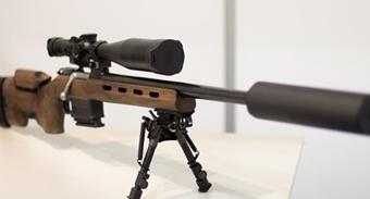 """Ukraina khoe súng có thể xuyên thủng """"sát thủ Amarta của Nga"""
