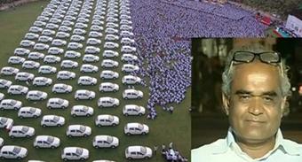 Đại gia kim cương thưởng hàng ngàn xe và căn hộ sang trọng cho nhân viên
