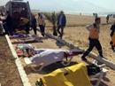 Tàu chở người di cư chìm trên Biển Đen, 15 người chết