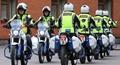 Ngắm dàn xe máy điện tuyệt đẹp của cảnh sát Nga bảo vệ World Cup