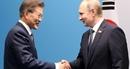 Hàn Quốc-Nga nhất trí nghiên cứu xây dựng tuyến đường sắt hòa bình nối Triều Tiên