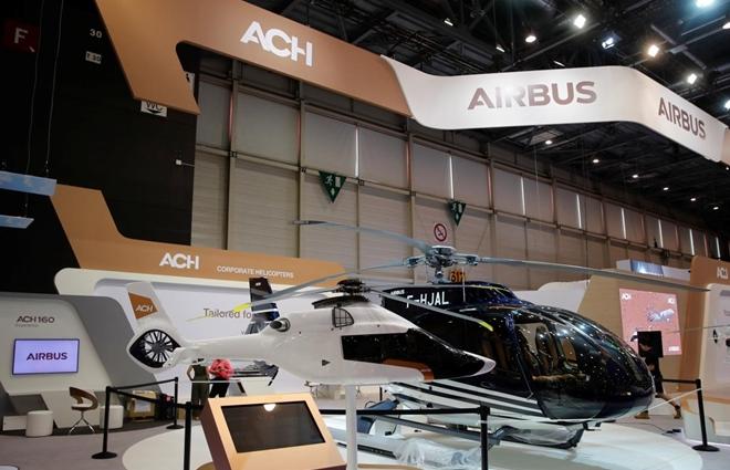 Ukraina tiếp nhận lô siêu trực thăng đa năng mới đầu tiên từ Pháp