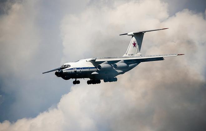 Siêu máy bay tiếp liệu IL-76MD-90A của Nga hoàn tất thử nghiệm bay