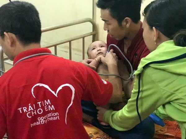 Trao nhiều cơ hội cho trẻ em nghèo bị bệnh tim được chữa trị kịp thời - Ảnh minh hoạ 5