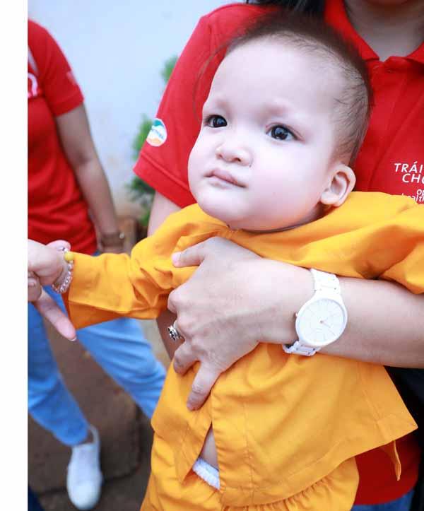 Trao nhiều cơ hội cho trẻ em nghèo bị bệnh tim được chữa trị kịp thời - Ảnh minh hoạ 11