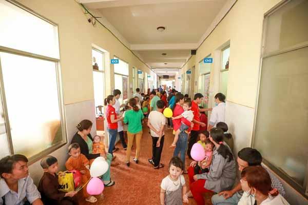 Trao nhiều cơ hội cho trẻ em nghèo bị bệnh tim được chữa trị kịp thời - Ảnh minh hoạ 12