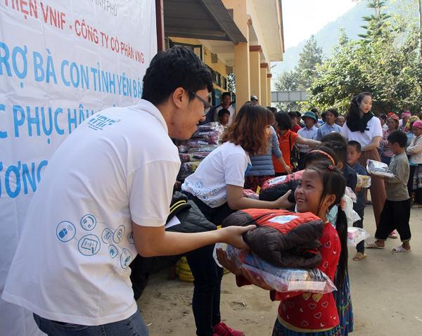 Quỹ VNIF dành nửa tỷ đồng cứu trợ đồng bào gặp thiên tai - Ảnh minh hoạ 3