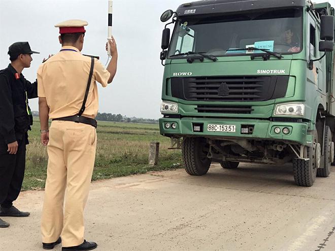 Tăng cương kiểm soát, xử lý ô tô vận tải hành khách, xe chở hàng quá tải trọng