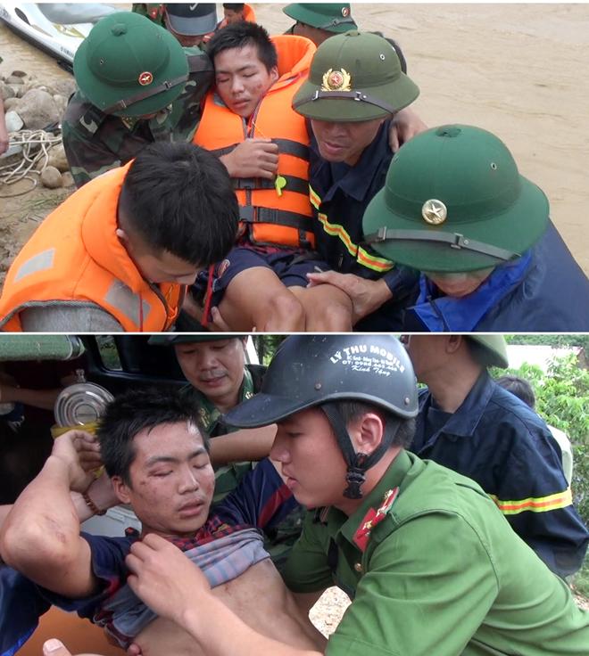 Giúp dân khắc phục hậu quả mưa lũ, tiếp cận bản bị cô lập - Ảnh minh hoạ 5