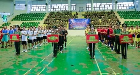 Vòng loại giải bóng đá nam cụm các Học viện, trường CAND phía Bắc