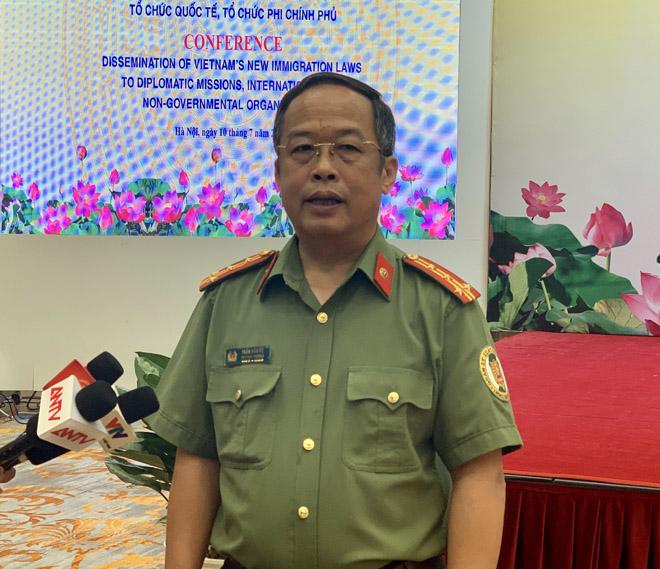 Tạo điều kiện thuận lợi trong việc xuất, nhập cảnh tại Việt Nam - Ảnh minh hoạ 2