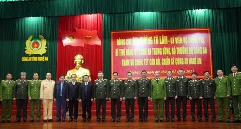 Phát huy truyền thống quê hương Xô Viết anh hùng, gặt hái thành tích đặc biệt năm 2021