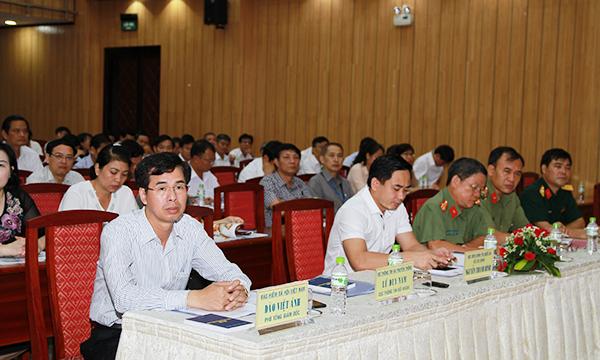 Tập huấn về công tác đối ngoại của ngành BHXH Việt Nam