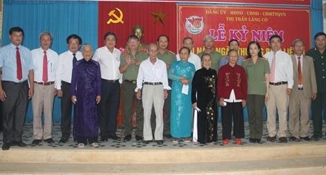 Tri ân các gia đình chính sách, người có công ở Thừa Thiên - Huế